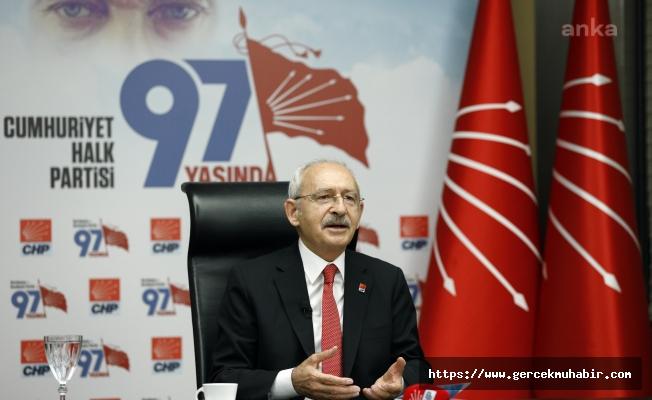 CHP Lideri Kılıçdaroğlu: Esnaf Bakanlığı olmalı, esnafın yaşaması lazım