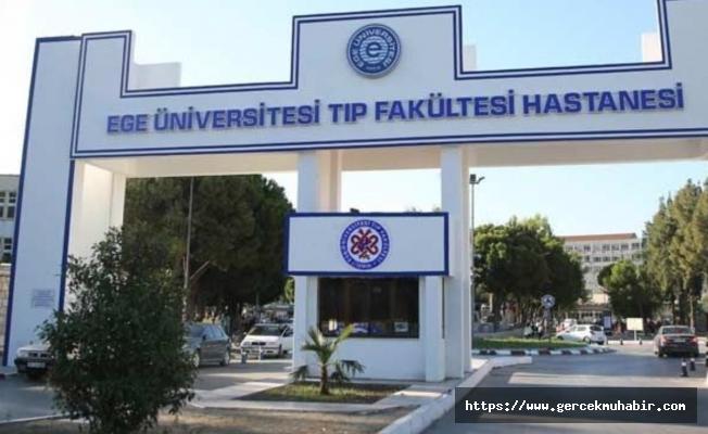 """""""Ege Üniversitesi'nde anestezi çalışanları karantinaya alındı, acil olmayan tüm ameliyatlar durduruldu"""""""