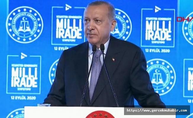 Erdoğan'dan Macron'a yanıt: Senin şahsımla daha çok sıkıntın olacak