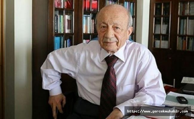 Eski Adalet Bakanı Hikmet Sami Türk: İdam cezasını geri getirmek çağdaş Türkiye'ye hiçbir yarar sağlamaz