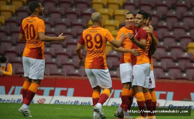 Galatasaray sezona hızlı başladı!