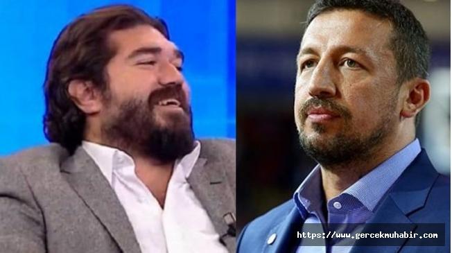 Hidayet Türkoğlu'ndan Rasim Ozan Kütahyalı'ya; ''Şeref Yoksunu''