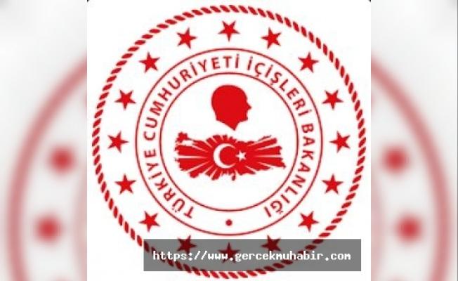 İçişleri Bakanlığı: Salgınla Mücadelede 3.373.336 Denetim Faaliyeti Uygulandı