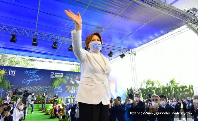 İYİ Parti Genel Başkanı yeniden Meral Akşener oldu