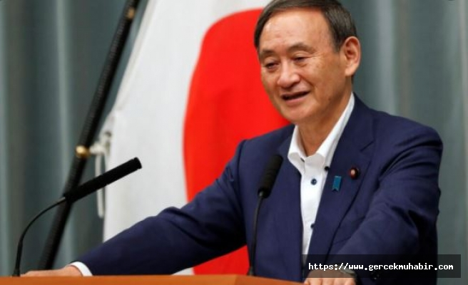 Japonya'nın yeni başbakanı Yoshidide Suga