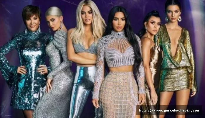 'Keeping Up with the Kardashians' 14 yıl sonra sona eriyor