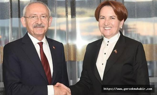 Kılıçdaroğlu'ndan Akşener'e Tebrik Telefonu