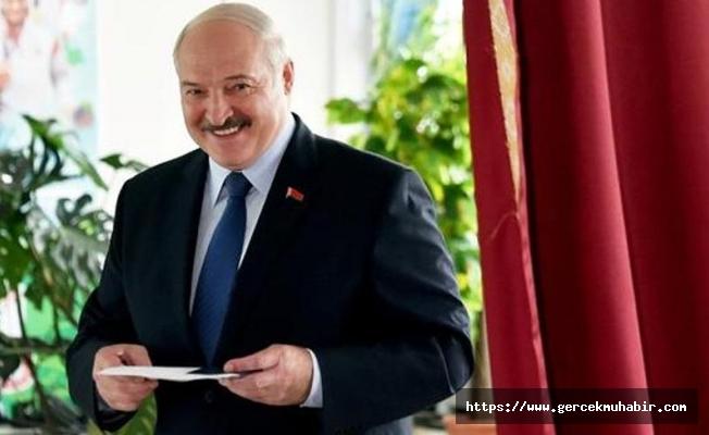 """Lukaşenko, Belarus'taki eylemlerden """"Dış güçleri"""" sorumlu tuttu"""