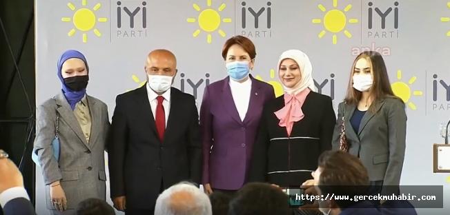 MHP'den İhraç Edilen Erhan Usta, İYİ Parti'ye Katıldı