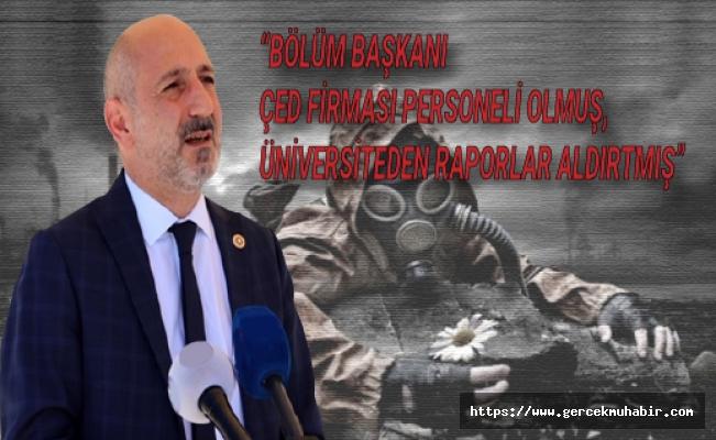 """Öztunç: """"Sinop Ya Da Mersin, Biz Nükleer Santral İstemiyoruz!"""""""