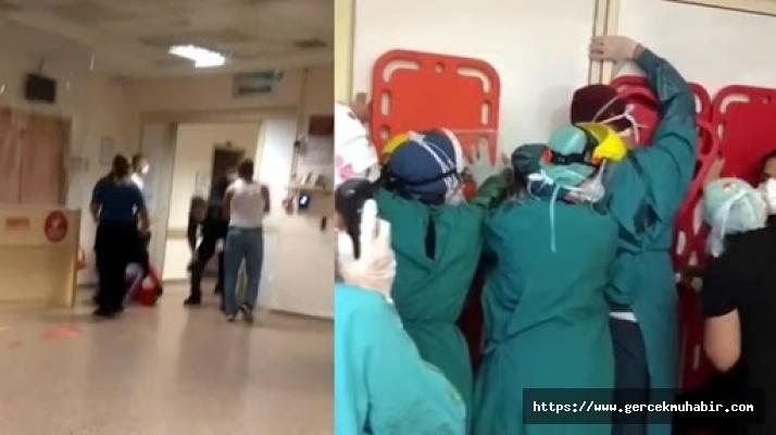 Sağlıkçılara saldıran 2 şüpheli 2 gün sonra göz altında!