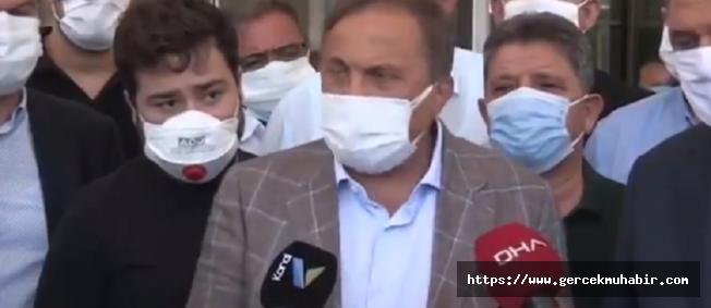 Seyit Torun'dan Koronavirüs Tedavisi Gören Başkan Muhittin Böcek'in Durumu Hakkında Açıklama