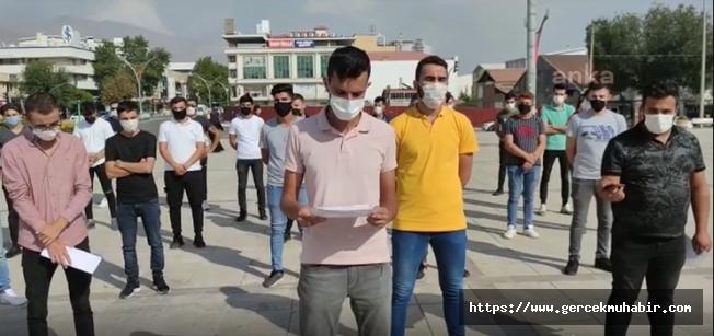 Sınava Girdiler, 17 Ay Beklediler, Kadro İptal Edildi