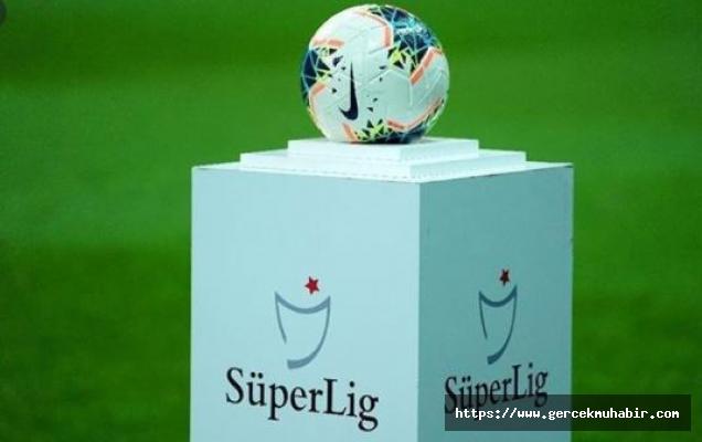 Süper Lig'de ikinci hafta hakemleri belli oldu!
