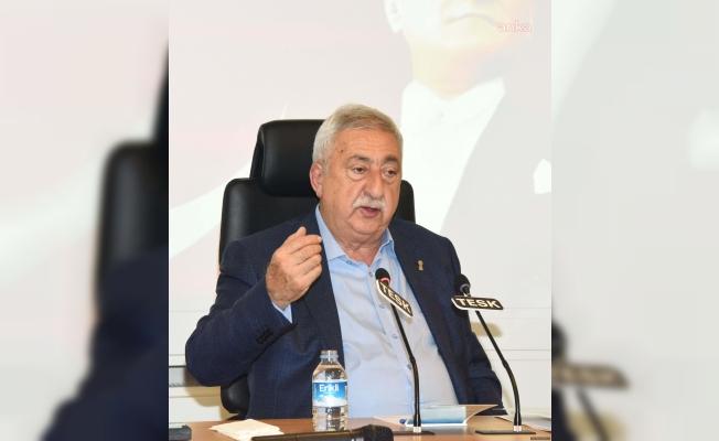 TESK Başkanı Palandöken: Şoför esnafına akaryakıt deteği sağlanmalı
