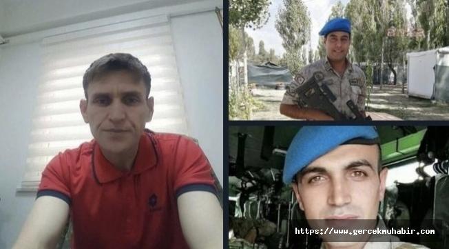 Van'da Şehit Olan 3 Askerin İsimleri Belli Oldu