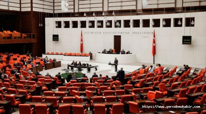 2021 yılı bütçesi Meclis'te
