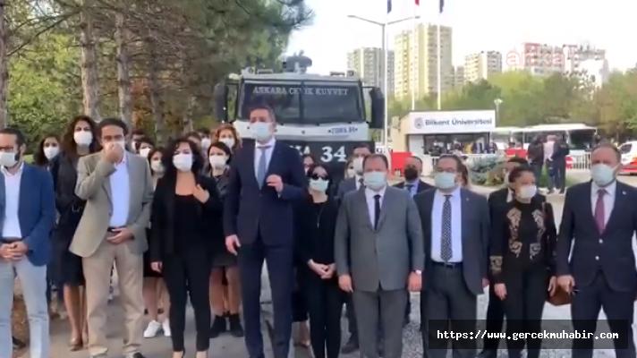 Ankara Baro Başkanı Sağkan: 18 Bin 800 Avukatın Hakkı Gasp Edildi
