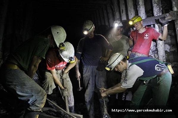 Aylardır haklarını alamayan maden işçilerine iki kelimelik yanıt: Yetkim yok