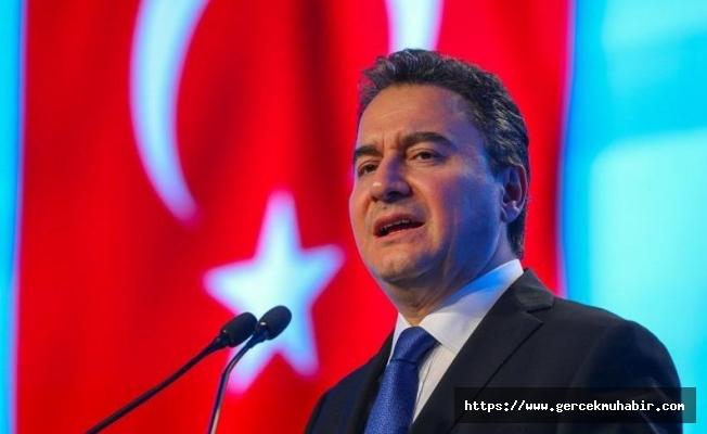 """Babacan Diyarbakır'dan seslendi: """"Artık yeter"""""""