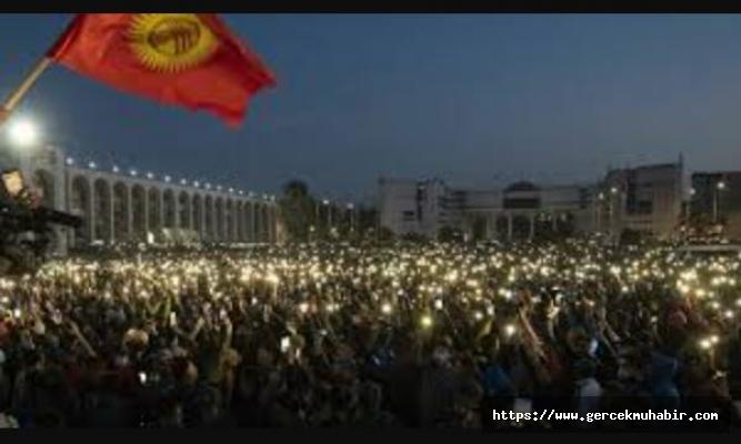 Bişkek'te yeniden OHAL ilan edildi