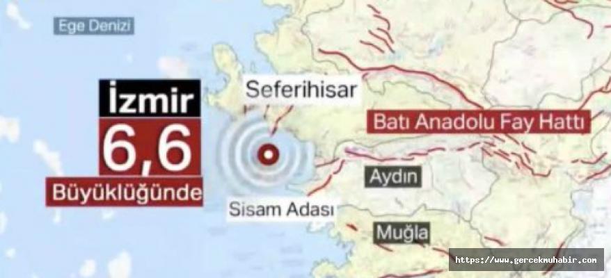 """CHP'den Deprem Açıklaması: """"Tüm Belediyelerimiz Harekete Geçmiştir"""""""