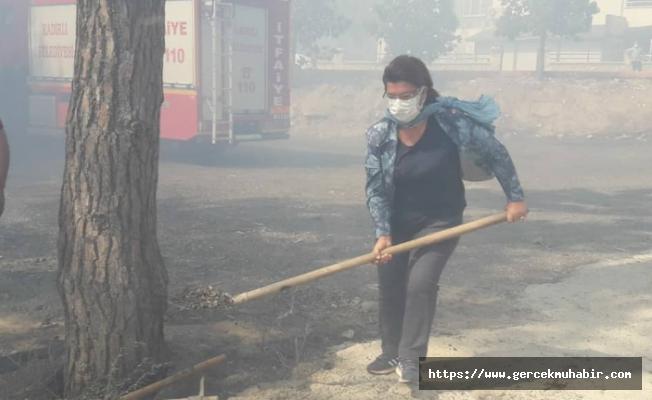 CHP Hatay Milletvekili Suzan Şahin Hatay Yangınlarının Bilançosunu Açıkladı