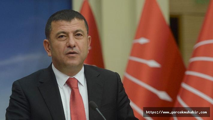 CHP'li Ağbaba: İş görüşmelerine çağrılma oranı yüzde 78,8 azaldı