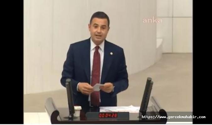 CHP'li Akın'ın '155 Liralık Yakacak Yardımı' Teklifi İktidar Grubu Tarafından Reddedildi