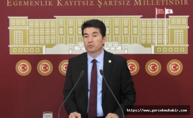 """CHP'li Kaya: """"Kavgayı Bırakalım Milletin Dertlerine Derman Olalım"""""""