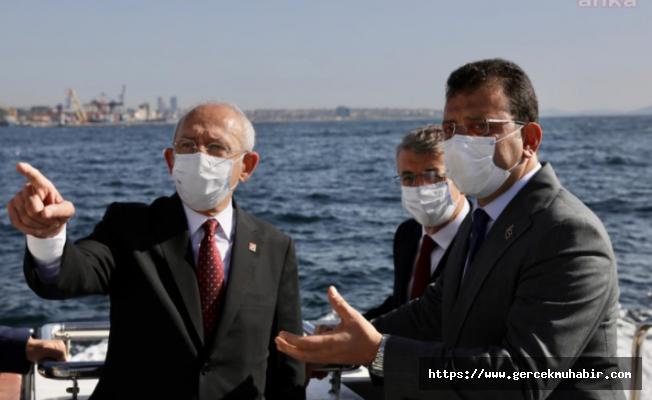 CHP Lideri Kılıçdaroğlu'ndan Ekrem İmamoğlu'na Geçmiş Olsun Telefonu