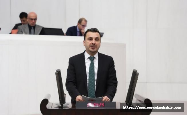 CHP'li Başevirgen, Sağlık Bakanlığı Üniversitesindeki Kadro Tahsisini Sordu