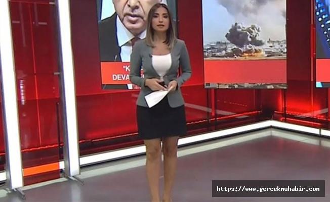 CNN Türk sunucusu Duygu Kaya Koronavirüs'e yakalandı