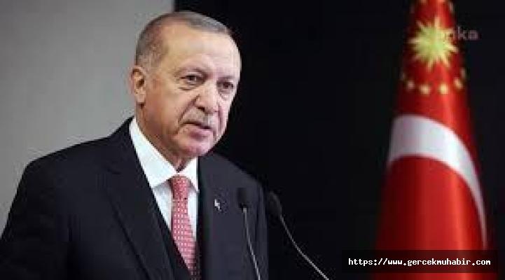 Cumhurbaşkanı Erdoğan 37 kişinin hayatını kaybettiğini duyurdu
