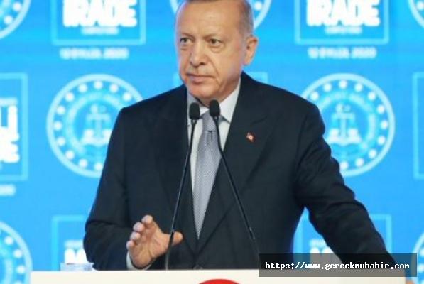 Erdoğan'dan erken seçim açıklaması!