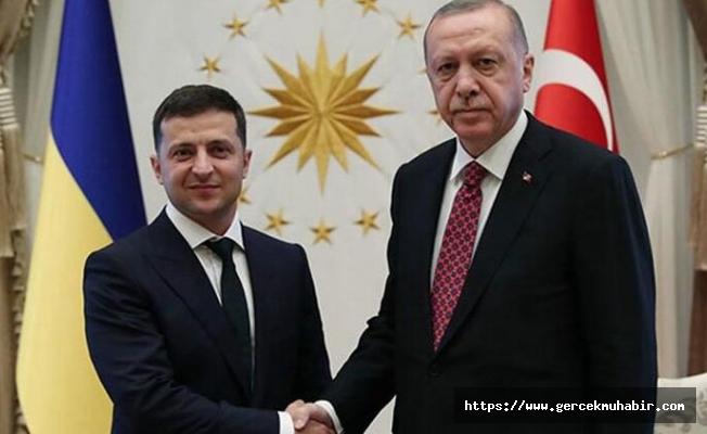 Erdoğan: Türkiye Kırım'ın yasa dışı ilhakını tanımamıştır ve tanımayacaktır