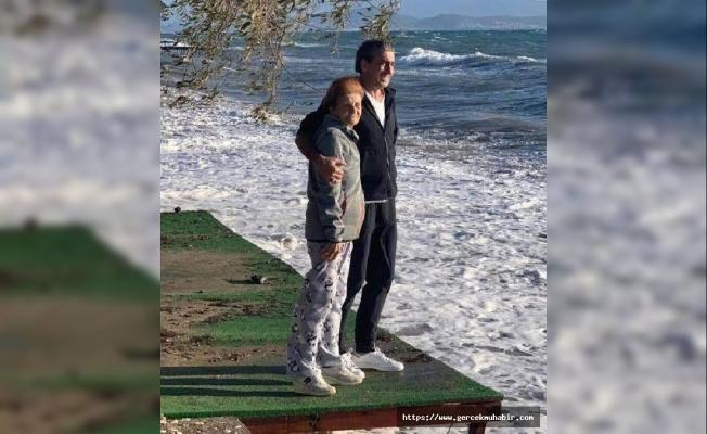Erkan Petekkaya'nın annesi hayatını kaybetti