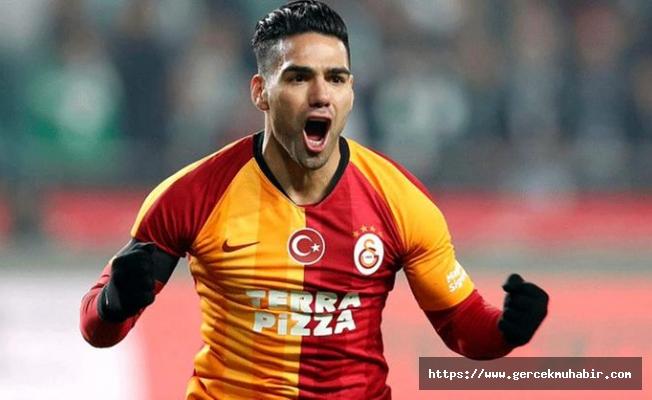 Flaş iddia! Galatasaray, Falcao ile yollarını ayıracak
