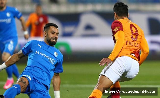 Galatasaray, Erzurum deplasmanında kazandı