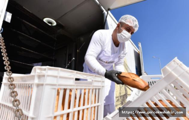 Halk Ekmek, Mobil Ekmek Fırını İle Başkent Yollarında