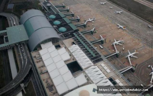 Havaalanı bölgesinde tarım arazilerini kapatanlar saklanıyor; 8 milyon metrekare!