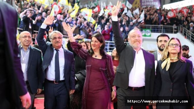 HDP Parti Meclisi: İktidarın Saldırılarına Karşı Eylemsellik Kararı Benimsendi