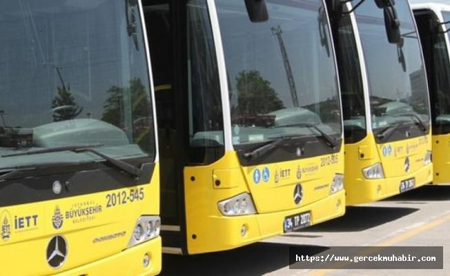 İBB duyurdu: Yarın toplu ulaşım 8 saat ücretsiz