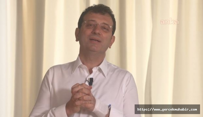 İmamoğlu: Mecidiyeköy - Mahmutbey Metrosu İlk  10 Gün Ücretsiz