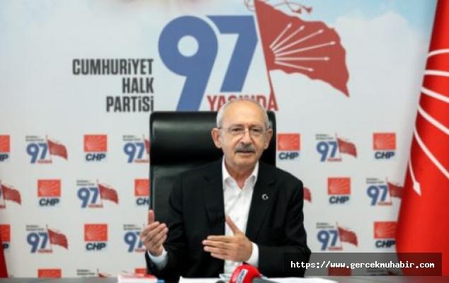 Kılıçdaroğlu: 'Adaleti hedef alıyorlar'