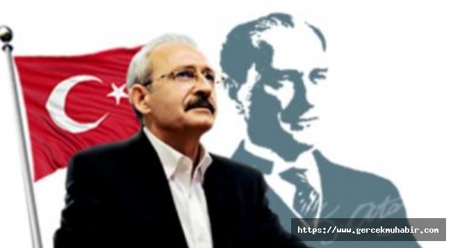 Kılıçdaroğlu: Cumhuriyeti kuranlar, hiçbir zaman umutsuzluğa teslim olmadı
