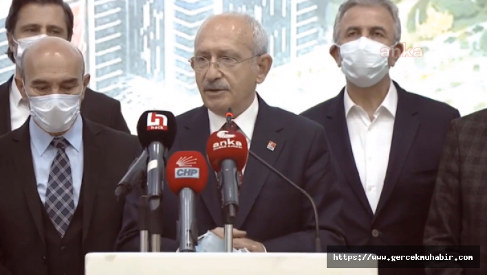 Kılıçdaroğlu: Deprem Parti Ayırmıyor, Güçlü Binalara ve Merkez İle Yerelin Güçlü İletişim Kurmasına İhtiyaç Var