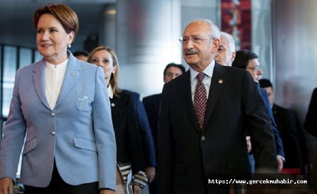 Kılıçdaroğlu ve Meral Akşener İzmir'e gidiyor