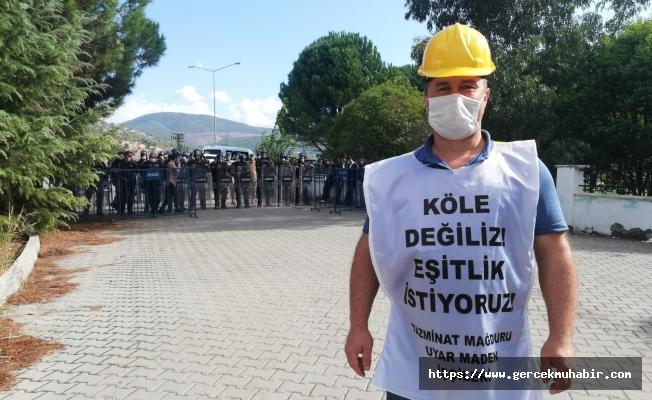 Maden İşçileri: Barikatları Aşa Aşa Ankara'ya Ulaşacağız