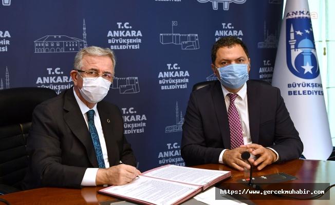 Mansur Yavaş'ın Ulaşım Projesinde Durak İsimleri Dikkat Çekti